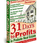 Ron Mead 31 Days to Profits in Probate Real Estate Course Review