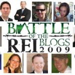 Battle of the REI Blogs 2009 … Coming Soon to a Blog Near You