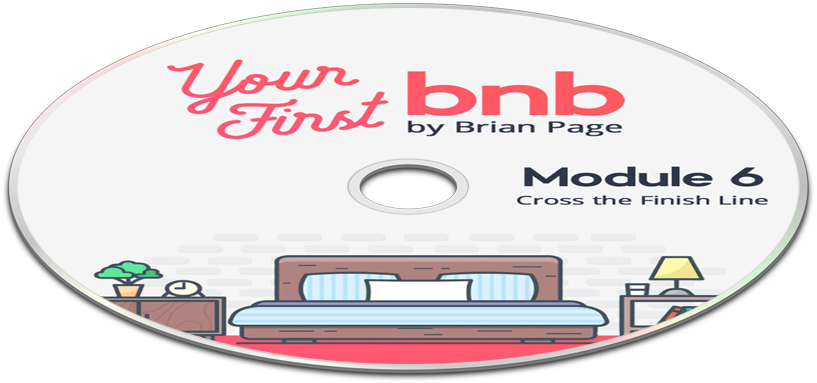 Your First BNB: Cross the Finish Line