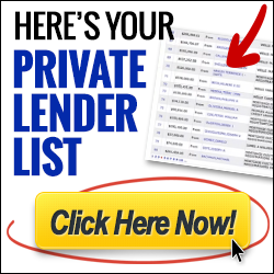 Private Lender List