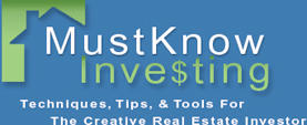 Must Know Investing Logo